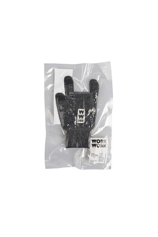 WORKWORK WOOL TOUCH GLOVES GRAY
