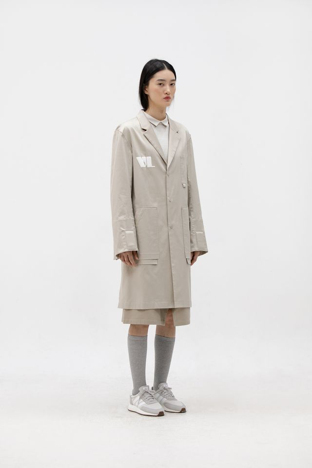VIEPALAB WORK COAT